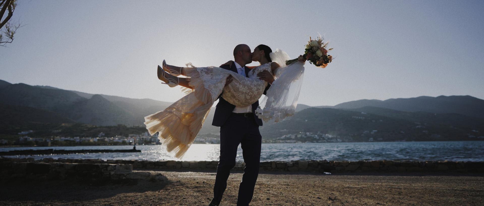 wedding in elounda